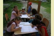 Mesefalu- alkotótábor 2009