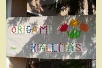 A harmadik origami találkozó Zetelakán- 2008