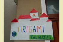 A hetedik origami találkozó Zetelakán- 2013
